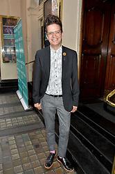 DAVID MORGAN at the opening night of Breakfast at Tiffany's at The Theatre Royal, Haymarket, London on 26th July 2016.