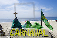 Rio de Janeiro, Copacabana, Carnaval, Brazil