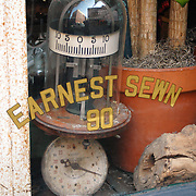 Earnest Sewn storefront window