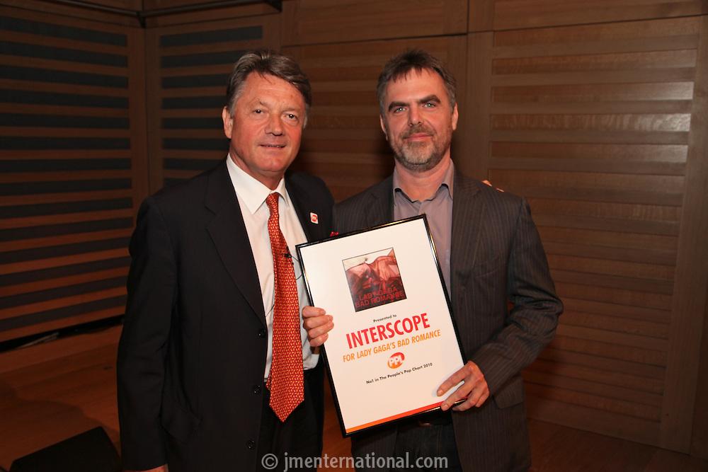 Fran Nevrkla and James Radice - Senior Director of Legal & Business Affairs,.Universal Music