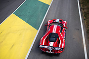 FORD GT GTE car from 2019 24hrs of Le Mans