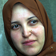 26 June 2004..Baghdad, Iraq...Opinions on handover.....As the June 30th deadline for handover of power from the US led coalition to an Iraqi government looms people on the streets of Baghdad express mixed feelings on the past year and what the future holds for their country.....Neriman al Sahlihe, 31, banking student.