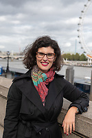 Layla Moran is a British Liberal Democrat politician. She has served as the Member of Parliament for Oxford West and Abingdon since the 2017 general election. Moran studied Physics at Imperial College London and worked as a maths and physics teacher before becoming an MP. Photographed in London Oct. 8th 2019.