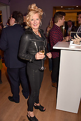Alison Jackson at CURE³ - private view in aid of The Cure Parkinsons Trust held at Bonhams, 101 New Bond Street, London England. 13 March 2017.