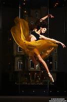 Dance As Art New York City Photography Project Astolat Castle Series with dancer, Erin Aslami