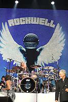 Tom Jones, Rockwell Concert