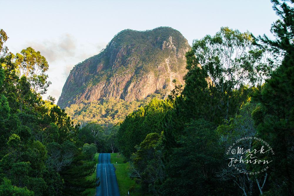 Mt. Tibrogargan, Glasshouse Mountains, Sunshine Coast, Queensland, Australia