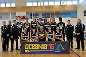 20150815 FIBA Oceania Under 16s Championship Tournament - New Caledonia v New Zealand