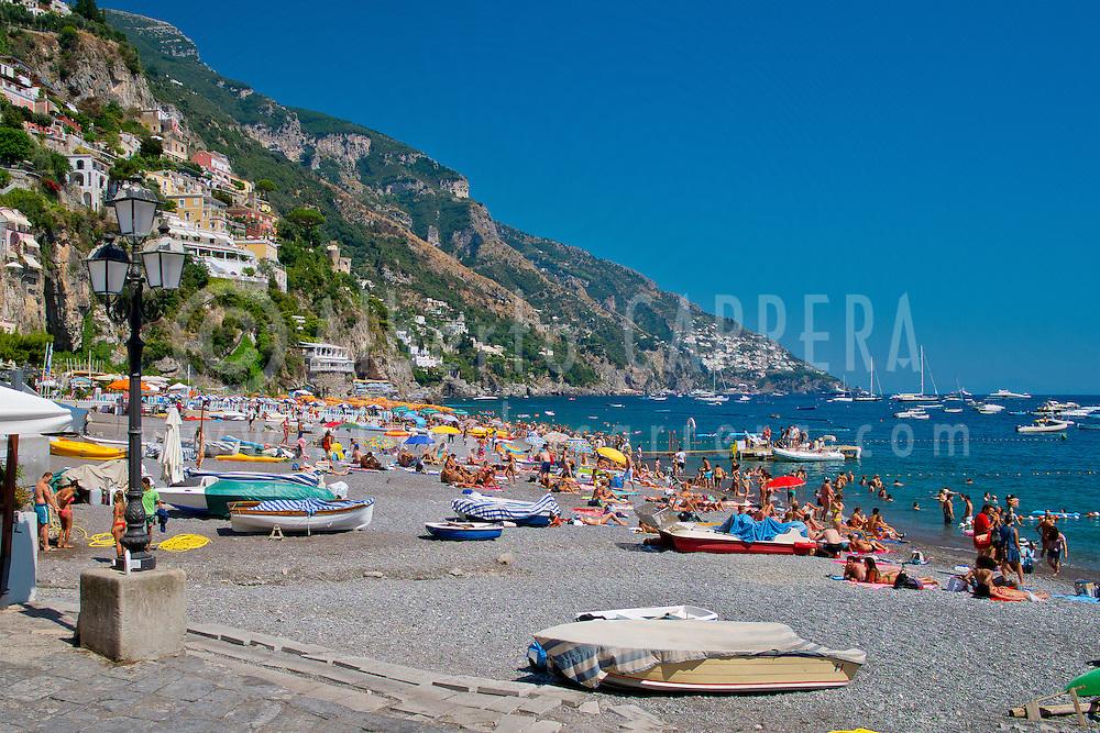 Alberto Carrera, Positano, Amalfi Coast, Tyrrhenian Sea, Campania, Italy, Europe