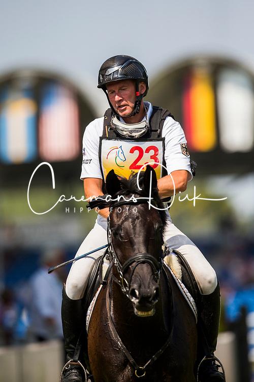 Dibowski Andreas, GER, FRH Butts Avedon<br /> Aachen 2018<br /> © Hippo Foto - Sharon Vandeput<br /> 21/07/18