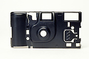 disposable plastic camera body exterior