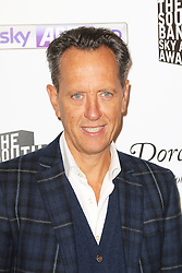 © Licensed to London News Pictures. 27/01/2014, UK. Richard E Grant, The South Bank Sky Arts Awards, Dorchester Hotel, London UK, 27 January 2014, Photo by Richard GoldschmidtJodie