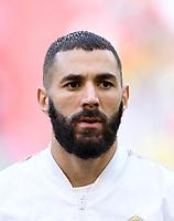 Fussball International Audi Cup 2019   Saison 2019/2020   30.07.2019 Halbfinale Real Madrid - Tottenham Hotspur Karim Benzema (Real Madrid)