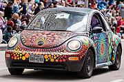 #18, The Mandala Car by Frank Black Middle School with Julon Pinkston.