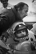 Niki Lauda formed a great bond with mechanic Ermanno Cuoghi when he arrived at Ferrari in 1974: together they won the 1975 World Driver&rsquo;s Championship and missed another title in 1976 to James Hunt by one point due to Lauda's near-fatal Nurburgring accident. <br />