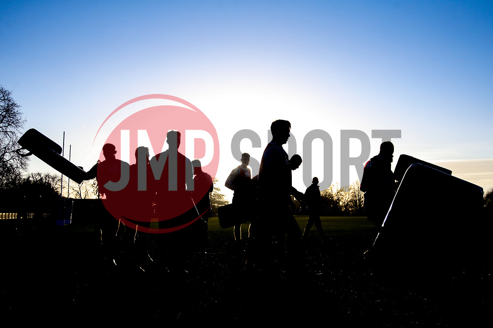 England Under 20s train at Bisham Abbey ahead of the Six Nations - Mandatory by-line: Robbie Stephenson/JMP - 08/01/2019 - RUGBY - Bisham Abbey National Sports Centre - Bisham Village, England - England Under 20s v  - England Under 20s Training