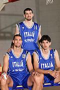 Joey Beard, Dante Calabria, Nikola Radulovic