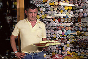 This image of Bob Williams was for a story that ran in PowerBoat Magazine. Bob was the person responsible for the founding of the Hydroplane and Raceboat Museum.