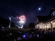 Fourth of July Fireworks at Whippoorwill Country Club on July 2, 2017