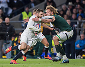 20181104 England vs South Africa, Twickenham, UK