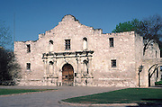The Alamo, San Antonio, Texas<br />