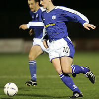 Chris Hay, St Johnstone<br /><br />Picture by Graeme Hart.<br />Copyright Perthshire Picture Agency<br />Tel: 01738 623350  Mobile: 07990 594431