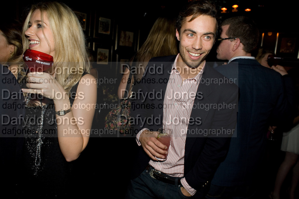 JAMES MIDDLETON, The Tatler Little Black Book party. Tramp. 40 Jermyn St. London SW1 *** Local Caption *** -DO NOT ARCHIVE-© Copyright Photograph by Dafydd Jones. 248 Clapham Rd. London SW9 0PZ. Tel 0207 820 0771. www.dafjones.com.