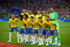 180627 Serbia v Brazil