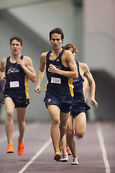 London, Ontario ---11-01-22---   Jordan Collison of the Windsor Lancers competes at the 2011 Don Wright meet at the University of Western Ontario, January 22, 2011..GEOFF ROBINS/Mundo Sport Images.