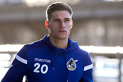 Gavin Reilly of Bristol Rovers - Mandatory by-line: Robbie Stephenson/JMP - 18/01/2020 - FOOTBALL - Aesseal New York Stadium - Rotherham, England - Rotherham United v Bristol Rovers - Sky Bet League One
