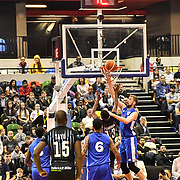 British Basketball All-Stars Championship at Copper Box Arena, London on Sunday, October 13.