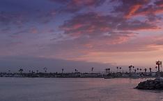 Sunrise at Silver Strand Beach 17-05-07