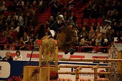 Kurten Jessica (IRL) - Castle Forbes Vivaldo vh Costersveld<br /> Stockholm International Horse Show 2009<br /> Photo© Hippo Foto - Rinaldo de Craen
