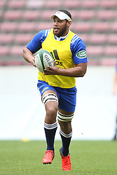 Nizam Carr during Western Province training session held at Newlands Rugby Stadium in Cape Town, South Africa on 15th September 2016.<br /> <br /> Photo by Shaun Roy/Real Time Images