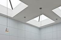 Commercial Lobby Atrium Skylights. 6518 Meadowridge Rd.