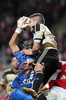 20111106: BRAGA, PORTUGAL - SC Braga vs SL Benfica: Liga Zon Sagres 10th Round 2011/2012. In picture: Quim and Javi Garcia. PHOTO: Pedro Benavente/CITYFILES