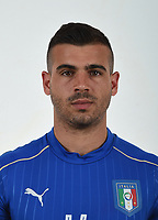 FLORENCE, ITALY - JUNE 01:  Stefano Sturaro of Italy poses for a photo ahead of the UEFA Euro 2016 at Coverciano on June 1, 2016 in Florence, Italy.  Foto Claudio Villa/FIGC Press Office/Insidefoto