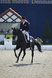 Burfeind Hartwig, (GER), Diva Noir<br /> Intermediare II - Louisdor-Preis<br /> Horses & Dreams meets Denmark - Hagen 2016<br /> © Hippo Foto - Stefan Lafrentz