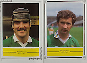 All Ireland Senior Hurling Championship Final,.Galway Vs Offaly,Offaly 2-11, Galway 1-12,.01.09.1985, 09.01.1985, 1st September 1985,.01091985AISHCF,.Aidan Fogarty, Offaly, Ger Coughlan, Offaly, .