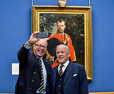 Scottish National Gallery announce rare Serov painting deal, Edinburgh, 22 May 2018