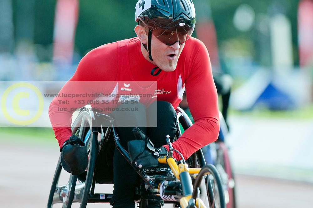 Beat Bosch, 2014 IPC European Athletics Championships, Swansea, Wales, United Kingdom