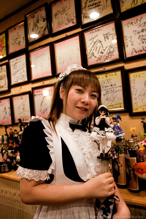 ROMI: Maid in HIYOKOYA caffe-restaurant