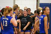 MCHS Varsity Volleyball vs William Monroe