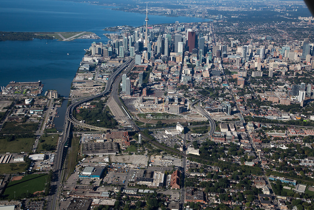 An overview of Toronto