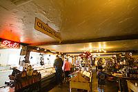 Blue Heron Cheese Company. Tillamook, Oregon.