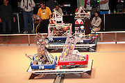 An image from Lincoln Ward's photographic journal of the FIRST Robotics FRC Wisconsin Regional 2012, held at the US Cellular Arena in Milwaukee, Wisconsin.