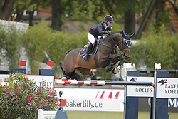 Crotta, Clarissa, Caramsin<br /> Hamburg - Hamburger Derby 2015<br /> Baker Tilly Roelfs Trophy<br /> © www.sportfotos-lafrentz.de/Stefan Lafrentz