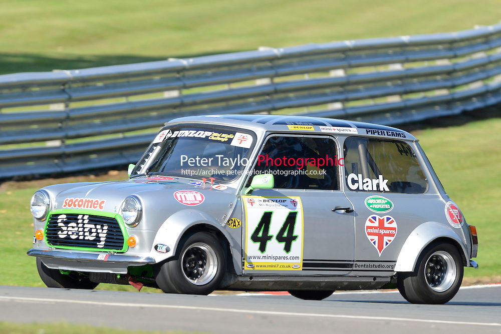 #44 Paul Clark Mini Miglia