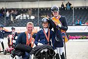 Sanne Voets - Demantur Nederlands Kampioen<br /> NK Dressuur 2017<br /> © DigiShots