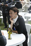 Lucy Ferry, Royal Ascot Race Meeting. Wednesday 21 June 2006. ONE TIME USE ONLY - DO NOT ARCHIVE  © Copyright Photograph by Dafydd Jones 66 Stockwell Park Rd. London SW9 0DA Tel 020 7733 0108 www.dafjones.com